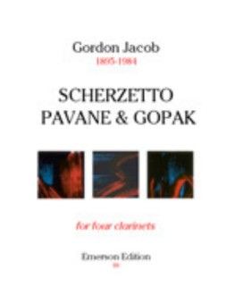 Scherzetto Pavane and Gopak