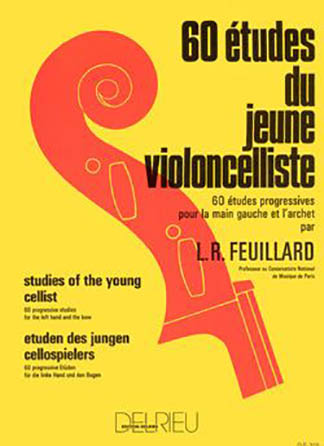 Etudes du Jeune Violoncelliste