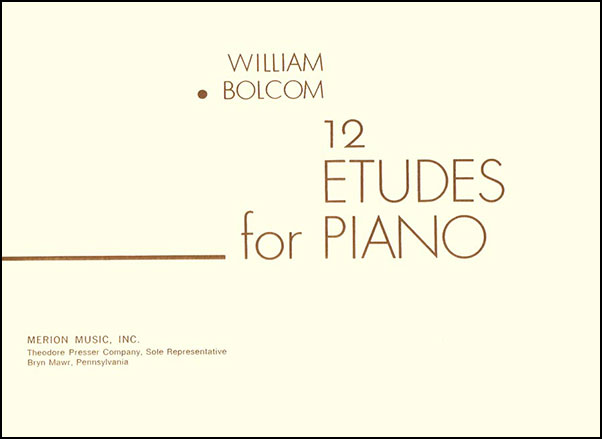 12 Etudes for Piano