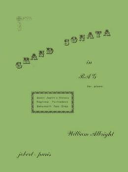 Grand Sonata in Rag-Piano