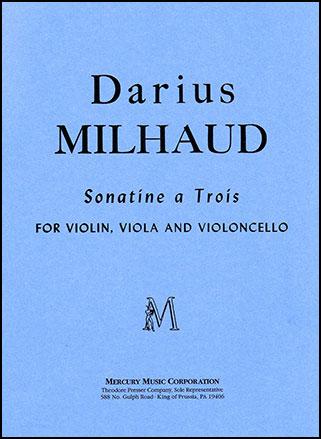 Sonatine a Trois-Violin/Viola/Cello