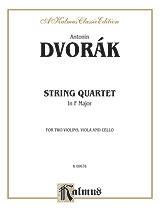 String Quartet in F Minor Op. 9