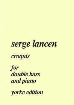 Croques-String Bass
