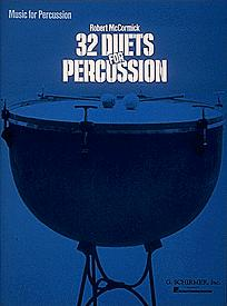 32 Duets for Percussion