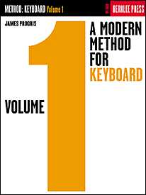 Modern Method Keyboard Study Vol 1
