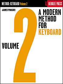 Modern Method Keyboard Study Vol 2