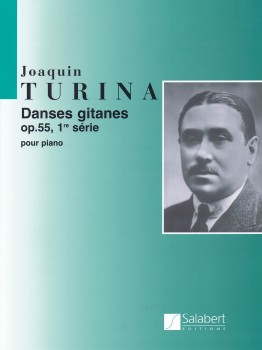 Danses Gitanes Op. 55 Volume 1