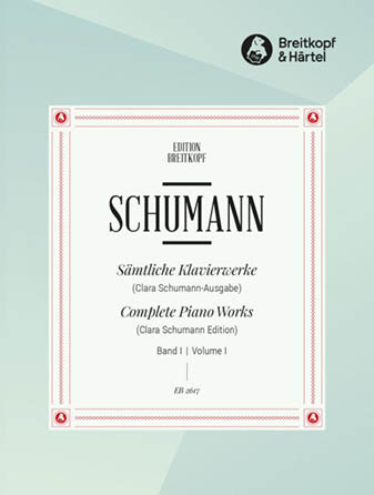 Complete Piano Works, Vol. 1