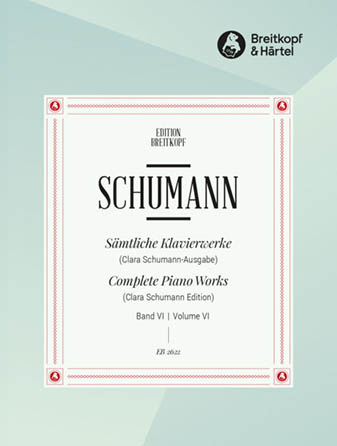 Complete Piano Works, Vol. 6