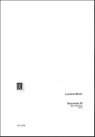 Sequenza No. 6-Viola