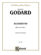 Allegretto for Flute/Piano