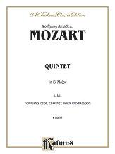 Quintet in E Flat K. 452 Maj-Woodwind Quintet