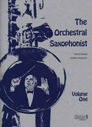 Orchestral Saxophonist