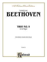 Piano Trio No. 9 in E Flat Major
