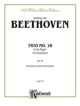 Piano Trio No. 10 in E Flat, Op. 44