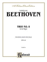 Piano Trio No. 8 in B Flat Major