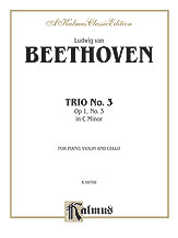 Piano Trio No. 3 in C minor, Op. 1