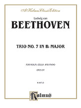 Piano Trio No. 7 in B Flat Major, Op. 97