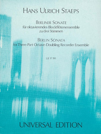 Berliner Sonata-Recorder Trio