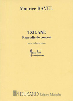 Tzigane for Violin and Piano