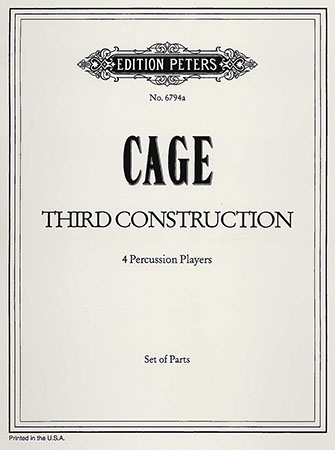 Third Construction