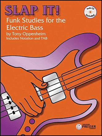Slap It Funk Studies for Elec Bs
