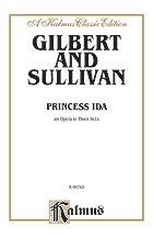 Princess Ida-Vocal Score