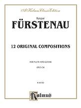 12 Original Compositions, Op. 34