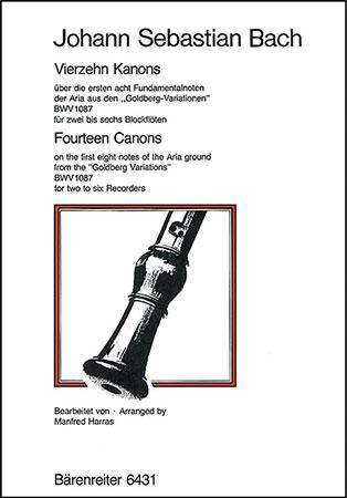 14 Canons, BWV. 1087
