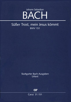 Cantata No. 151