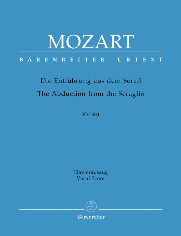 Abduction from the Seraglio-Full Sc