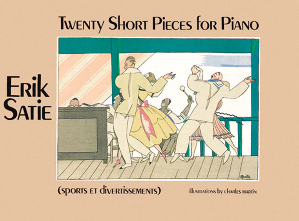 20 Short Pieces for Piano