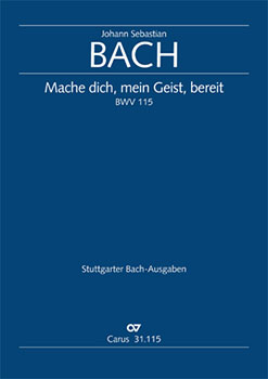 Cantata No. 115