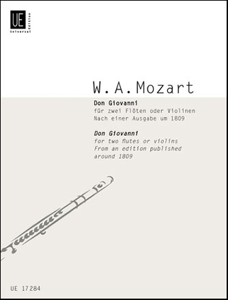 Don Giovanni-Two Flutes or Two Violins
