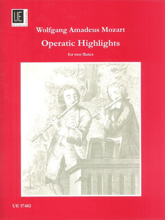 Operatic Highlights for Two Flutes