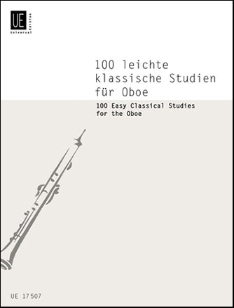100 Easy Classical Studies-Oboe