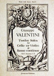 12 Solos, Vol. 1
