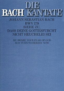 Cantata No. 179