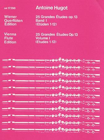 25 Grandes Etudes, Op. 13