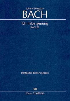 Cantata No. 82