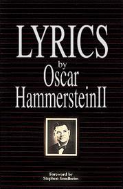 Lyrics by Oscar Hammerstein II