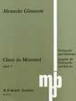 Chant du Menestrel, Op. 71