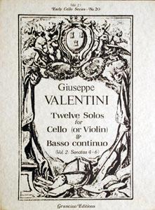 12 Solos, Op. 8, Vol. 2