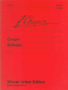 Balladen, Opp.  23, 38, 47 and 52