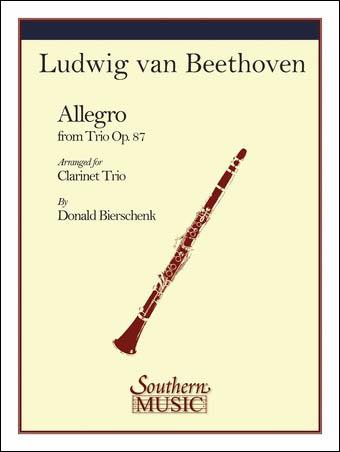 Clarinet Trios | Sheet music at JW Pepper