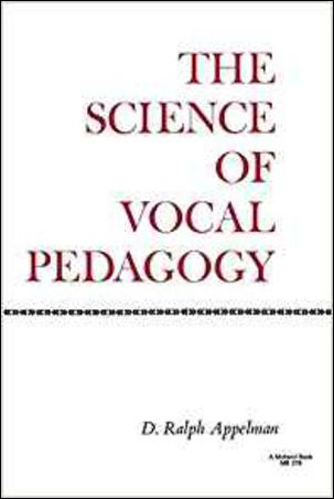 Science of Vocal Pedogogy-Paper