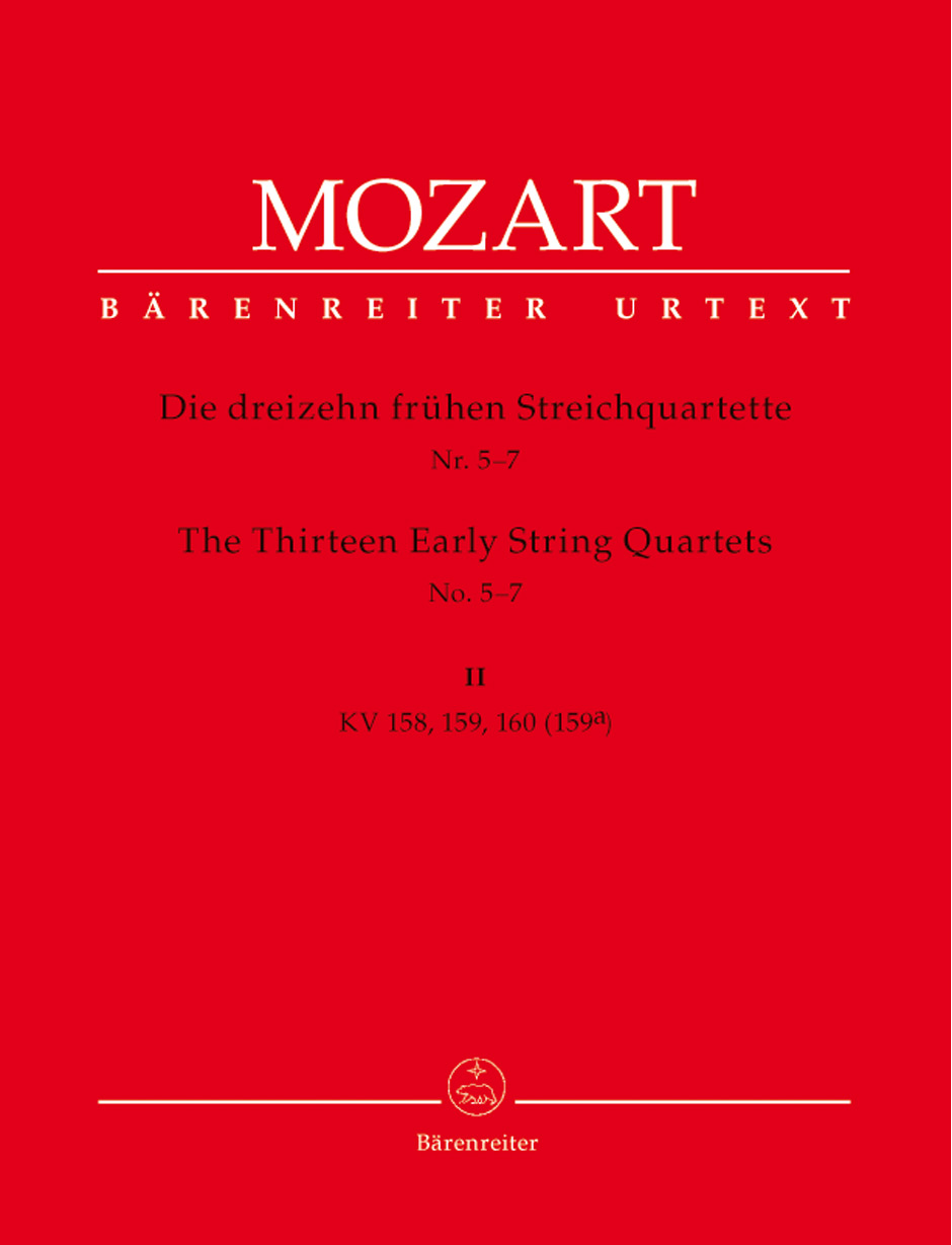 13 Early String Quartets, Vol. 2