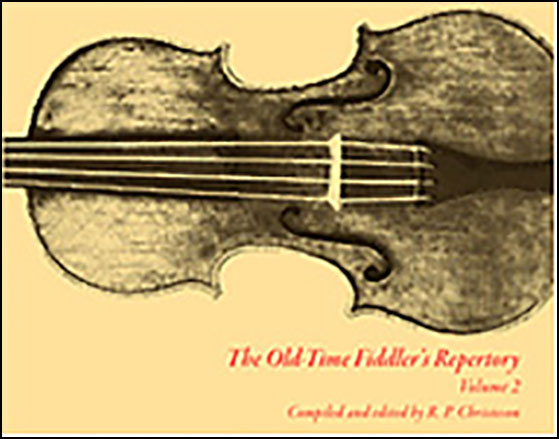 Old Time Fiddlers Repertoire-Vol 2