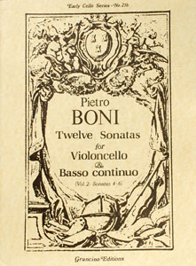 12 Sonatas