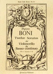 12 Sonatas, Vol. 3